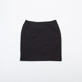 Falda De Jersey Negra W1213/13 Tienda Oficial