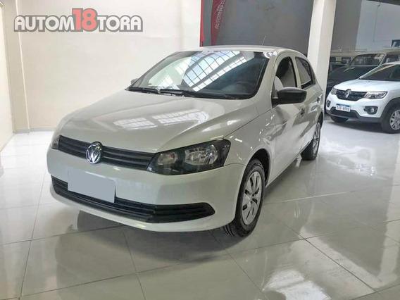 Volkswagen Gol 1.6 Cup 101cv 2014 Unico Dueño