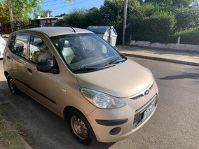 Hyundai I10 1.2 Gls Seguridad L At 2010