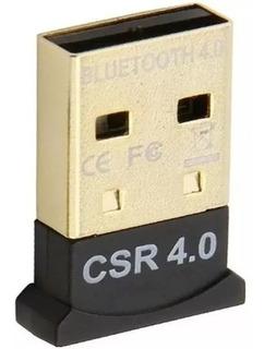 Adaptador Bluetooth Usb 4.0 Audio Pc Parlantes Celular ®