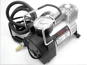 Compresor Universal 12v 140 Psi Reforzado Gran Potencia