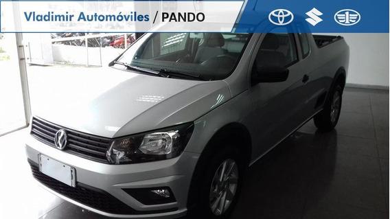 Volkswagen Saveiro Cabina Extendida 2018 Muy Buen Estado