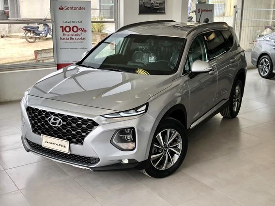 Hyundai New Santa Fe 2.4l Premium 2019 - Lagomar Automoviles