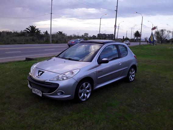 Auto Peugeot 207 Nafta Quicksilver Al Día