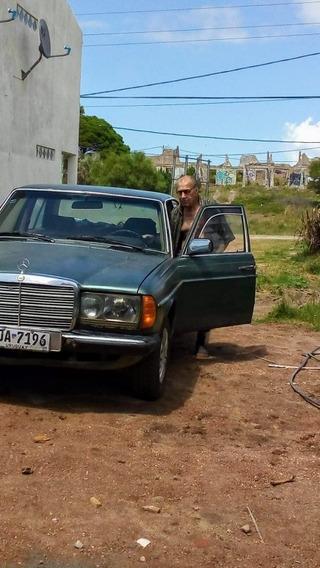 Mercedes-benz Mb 240 Carrocería 123