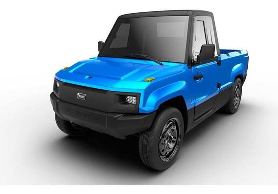 Camioneta / Auto Pickman 100% Electric Desde U$s 5000 60cuot