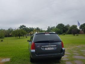 Peugeot 307 Sw 1.6 Tipo Rural 7 Pasajeros, 5 Puertas