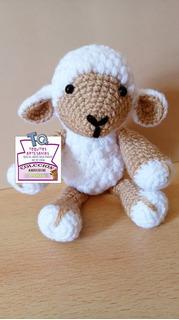 Amigurumi Oveja Crochet