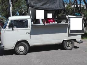 Kombi Foodtruck Carrito Prolija.inmejorable Chapa Mercadopag