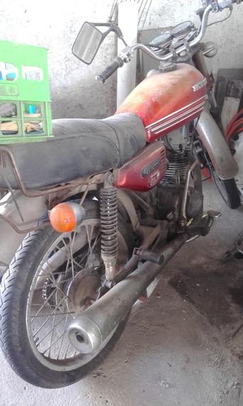 Honda Cg 125 Sport