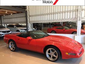 Chevrolet Corvette C4 Cabrio Permuto Financio Defranco