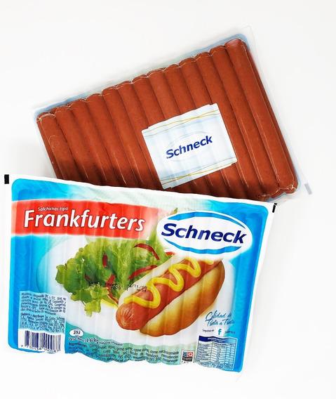 Frankfurters Schneck Largos X 27 Unidades