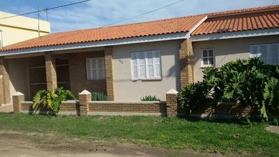 Casa En Barra Do Chuí A Una Cuadra Del Mar
