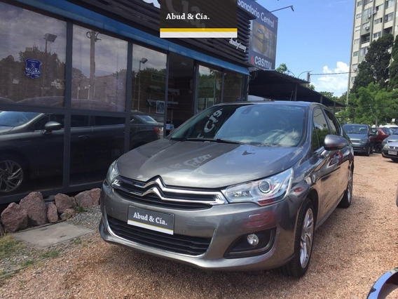 Citroën C4 Lounge Exclusive 1.6 2015 Impecable!