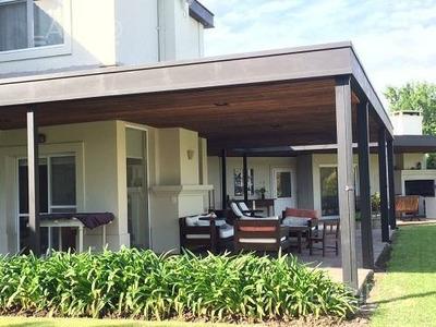 Alquiler Temporario, Casa En Country Estancias Del Pilar - Pilar -enero