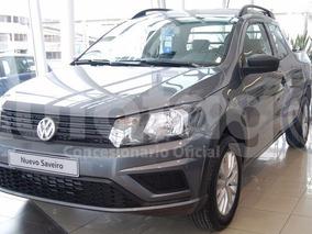 Volkswagen Saveiro Doble Cabina Highline Fisico My18 #a3