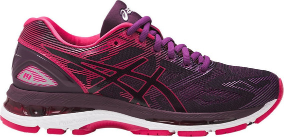 Championes Dama Asics Gel-nimbus T750n-9020 - Global Sports