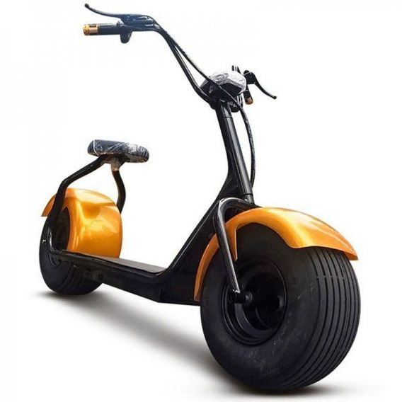 Moto Electrica Scooter Patona Chopper