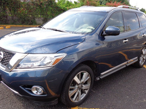 Nissan Pathfinder Exclusive V6 Awd 4x4 At 2013