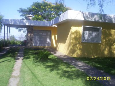 Excelente Casa En Balneario Kiyu