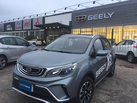Geely Emgrand X3 Version Gf 2020 0km