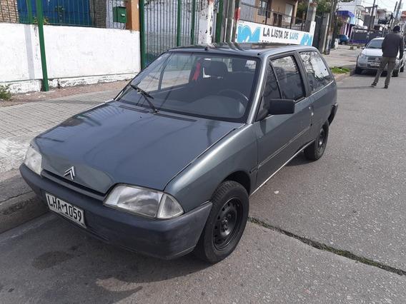 Citroën Ax 2.800 U$s Y Fac