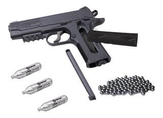 Pistola Crosman 1911bb 3 Co2 Y Balines4.5 Explorer Pro Shop