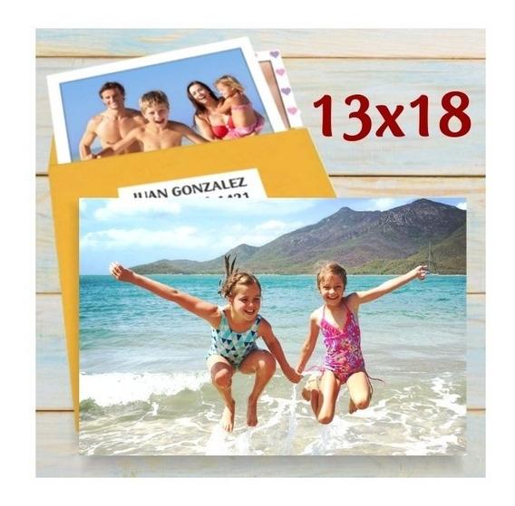 Impresión Fotografía 13x18 - Promo: Fotos Gratis De Regalo