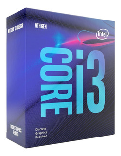 Procesador I3 9100f S1151 Intel Core Diginet