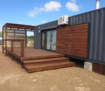 Living Containers - Casas 90m2 - Contenedores Marítimos