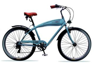 Bicicleta S- Pro California C/ Cambios 7 Velocidades