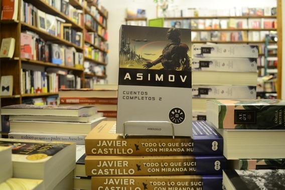 Cuentos Completos 2. I. Asimov.