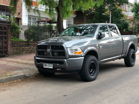 Ram 2500 Slt 4x4 2012, Cubiertas Bfg Nuevas, Techo, Cuero