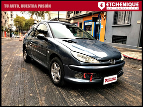 Peugeot 206 Xs 1.6 Extra Full Impecable - Etchenique.