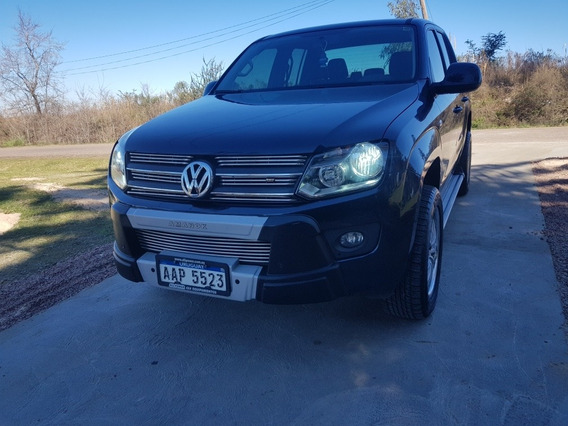 Volkswagen Amarok Tsi 2.0
