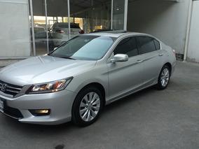 Honda Accord 2.4 Exl Sedan At 2014 $250,000.00