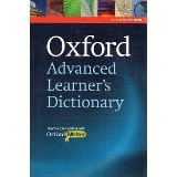 Libro: Oxford Advanced Learner