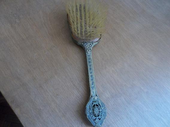 Cepillo Antiguo Filigrana