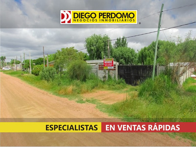 Terreno Con Mejoras En Venta, Ciudad El Plata.