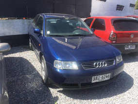 Audi A3 1.8 T 150 Hp Attraction At 1999 Pto/fcio 48 Cuotas!!