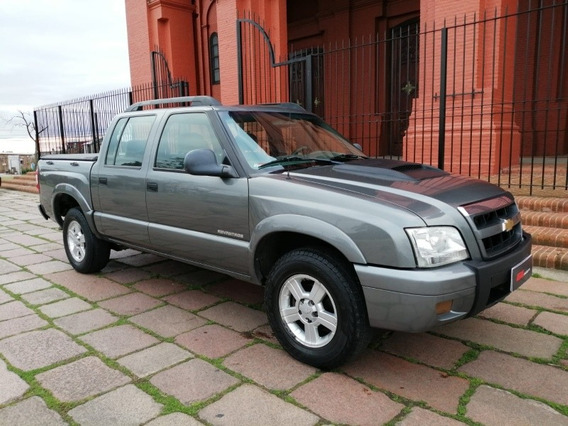 Chevrolet S10 Advantage 2.4 Nafta Financiacion Con Ci