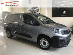 Peugeot Partner K9 2019 0km Nafta Y Diesel Desde U$s 22.990
