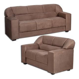 Juego De Living Sillon Sofa 3+2 Variedad Colores Compramas