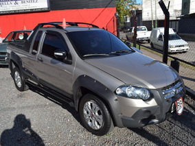 Fiat Strada Adventure 2012 70000 Km 2 Puertas 44592577