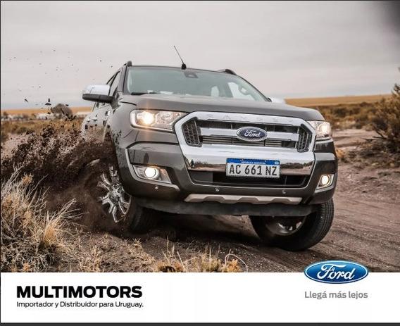 Ford Ranger Limited 3.2 At - 4x4 - 200cv. Entrega Inmediata.