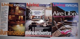 Living Especial Monoambiente Iluminacion Aire Libre 68p C/u