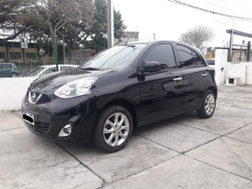 Oportunidad Nissan March 2015 1.6 Advance Extra Full