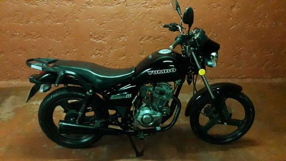 Yumbo Milestone 125cc Al Día