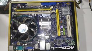 Intel E5300 + Mother
