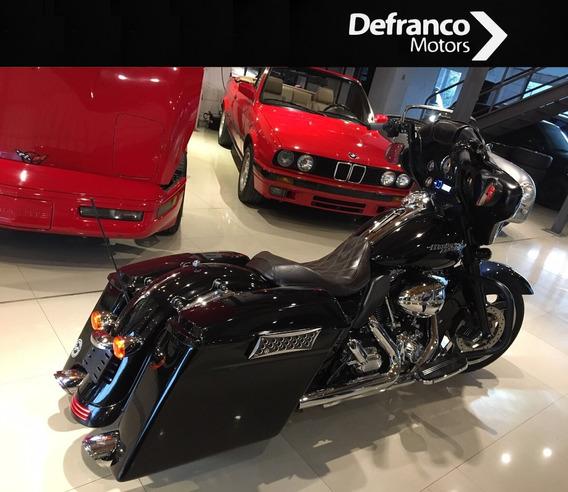Harley Davidson Street Glide Defranco Motors